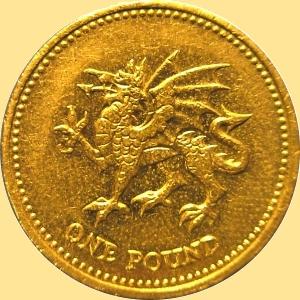 One Pound Wales