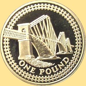 One Pound Scotland