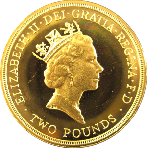 Two Pound Bank Of Englandt