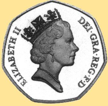 elizabeth ii münze